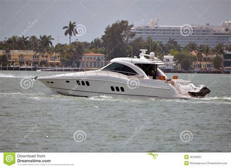 luxury cabin boats luxury cabin cruiser stock photo image 40762991