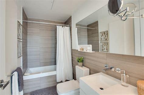 20 Gorgeous Tiled Modern Bathrooms in Condominiums   Home