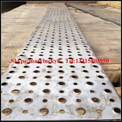 Galvanized Perforated Metal Floor Sheet/perforated Metal