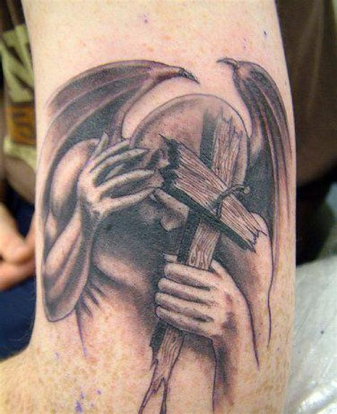 tattoo pictures devil angel angel and devil tattoo real photo pictures images and