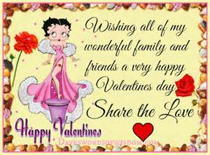 happy valentines to my family and friends daveswordsofwisdom wishing you a happy s day