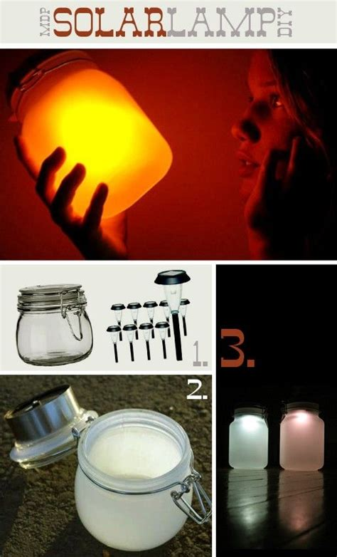 Diy Mason Solar Jars Garden Time 2 Pinterest Solar Jar Lights Diy