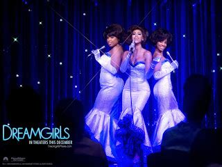 Dreamgirls Was Fantastic And Hudson Abso by Peppermint Glitter Costumes At The V A