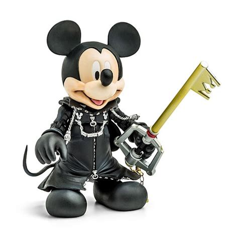 Mouse Tarik M Tech By Sonic kingdom hearts figures s m mickey technabob