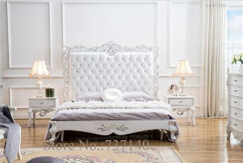 aliexpress buy luxury bedroom furniture leather