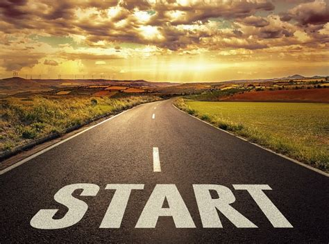 Start Of A Journey by Stay Inspired Coach
