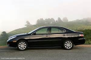 2003 Lexus Es300 Horsepower 2003 Lexus Es 300 For America Specs Review