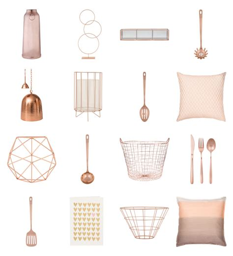 rose gold home decor home decor archives thingsdeeloves