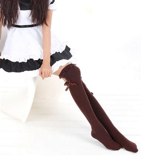 cute stockings cute women fashion bow stockings asian fashion stocks