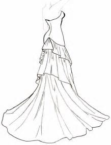dress coloring pages fashion design coloring pages bestofcoloring