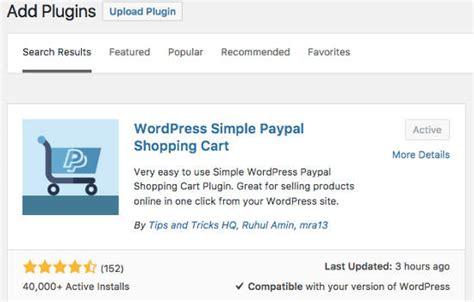 membuat plugin wordpress sederhana cara membuat toko sederhana di wordpress dengan simple