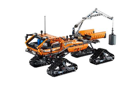 Lego Technic Getway Racer 42039 24 hours race car