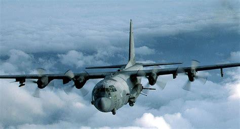 ac 130h spectre aircraft