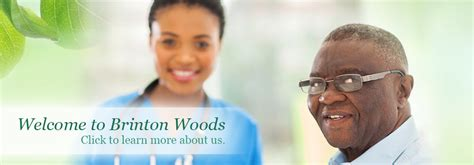 brinton woods rehabilitation care center in baltimore dc