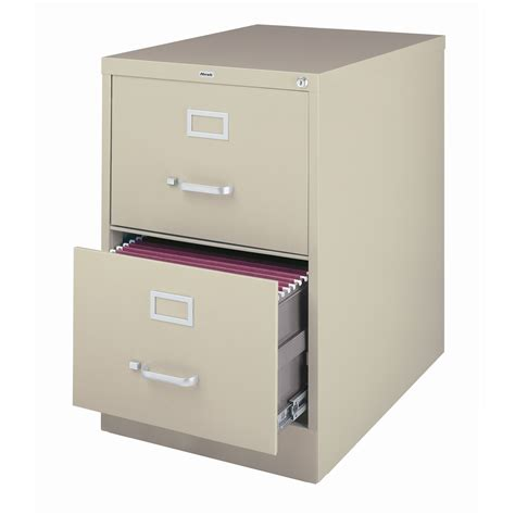commclad 2 drawer commercial size file cabinet