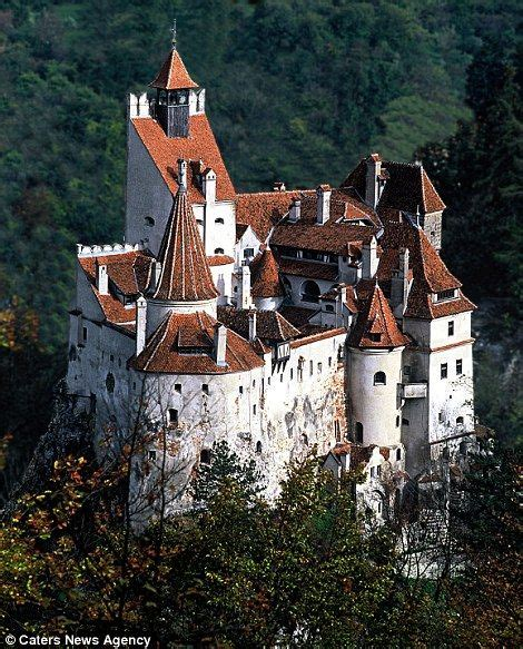 dracula castle in transylvania and the real story about dracula s castle the romanian fortress which sparked a