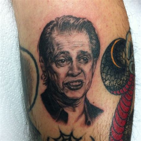 steve buscemi tattoo 10 steve buscemi tattoos tattoodo