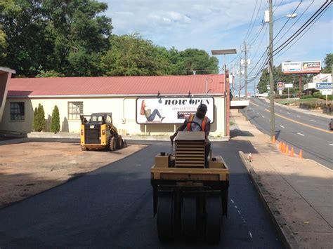 Paving Companies Paving Ideal Bagel Company Garrett Paving Company