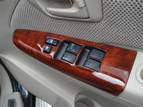 Accesoris Fortuner Panel Wood Gear Knop Fortuner Innova Matic toyota vigo hilux accessories 2009 2008 new used vigo spare parts accessories vigo accessory