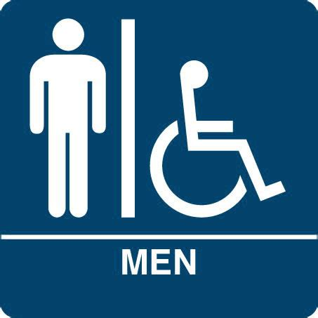 man and woman bathroom sign mens bathroom sign clipart best