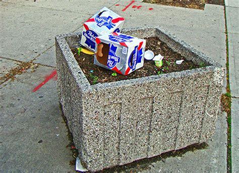 Planter Boxes Toronto by Tree Planter Installations Brighten Up Toronto S