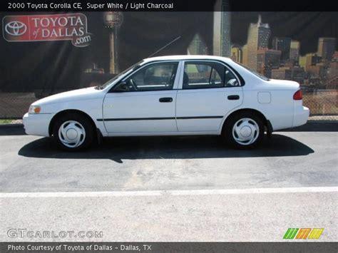 toyota corolla 2000 engine light on white 2000 toyota corolla ce light charcoal