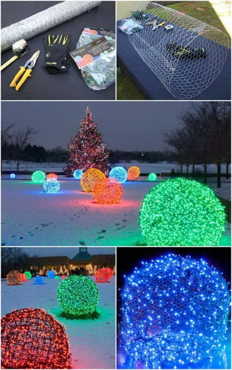 diy light decorations outdoor 25 sparkling lighting decoration ideas diy