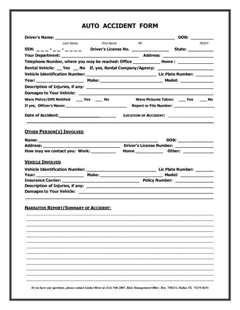 Car insurance documents car insurance benefits PDF