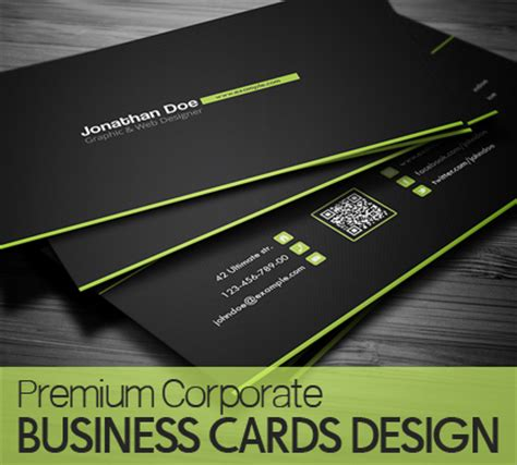 Best Looking Business Card Template by Best Looking Business Cards Image Collections Business