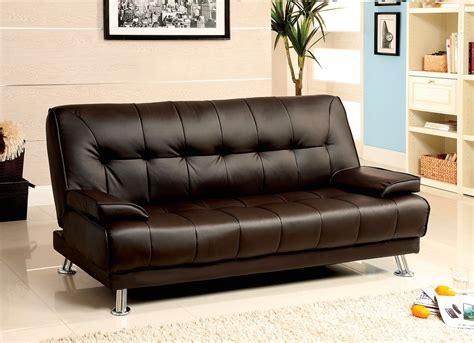 futon sofa set beaumont contemporary dark brown sofa set with removable