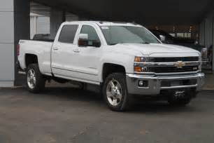 Summit Chevrolet New 2016 Chevrolet Silverado 2500hd Ltz Stock 36057 Summit