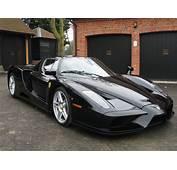 Hd Car Wallpapers Ferrari Enzo Black