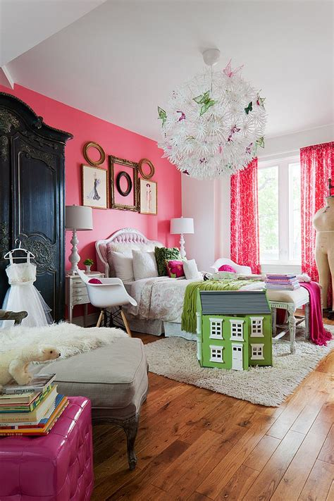 pretty girl rooms hot trend 30 creative ways to decorate with empty frames