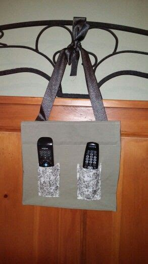 headboard remote control caddy 38 best images about mama on pinterest tvs knitting