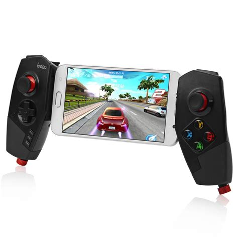 Ipega Bluetooth Controller For Smartphone And Tablet P T2709 cheapest ipega pg 9055 telescopic wireless bluetooth 3 0