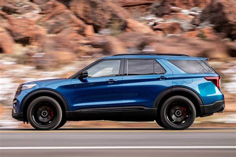 Ford Explorer St 2020 by 2020 Ford Explorer St Ford Review Release Raiacars