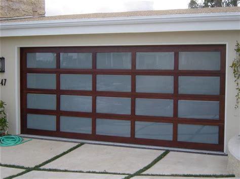 Glass Garage Doors La Overhead Garage Door
