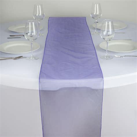 organza table runners wedding 20 organza 14x108 quot table runners wedding party reception
