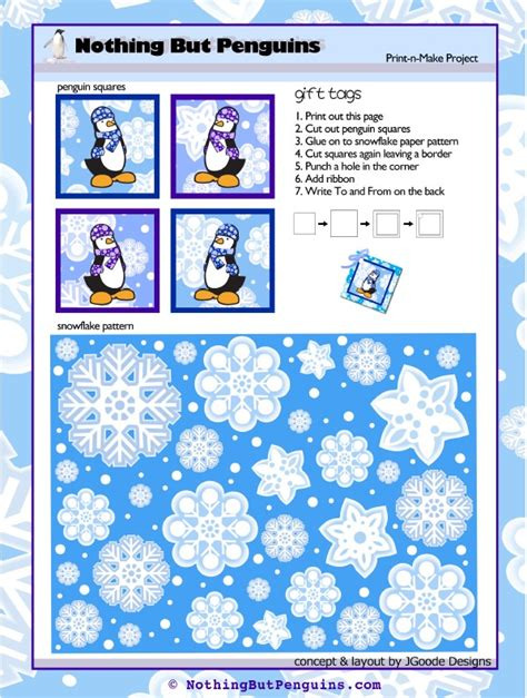 printable penguin winter onederland favor tags 35 best images about nicholas 1st birthday a winter