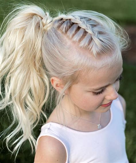 The Latest Little Girl Hairstyles Braids 2017   Hairstyles