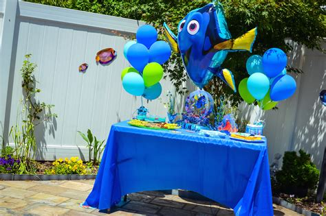 decorating ideas theme finding dory