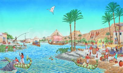 types of boats used in ancient egypt the uses of the river nile ancient egyptians