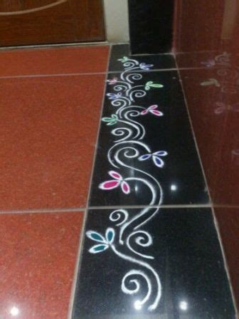 Gadapa Designs by 30 Simple And Easy Rangoli Designs With Pictures Styles