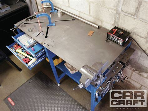 Your Own Metalwork Shop   Build A Metal Fab Shop At Home