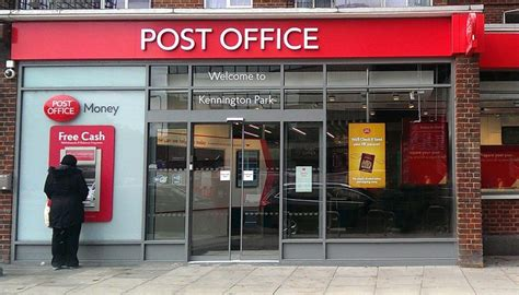 as seen on television kennington park post office