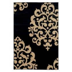 Damask Area Rug Chocolate Target Clipart Best Black And White Area Rugs Target