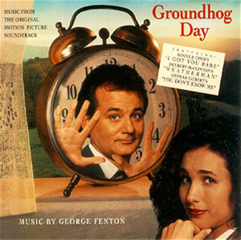 groundhog day release date groundhog day soundtrack details soundtrackcollector