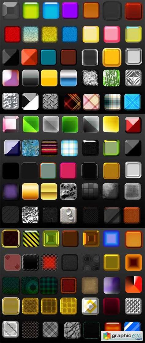photoshop layer styles    vector stock image photoshop icon