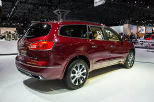 Buick Enclave 08 Buick Enclave 2017 Changes And Engine Review Theautoweek