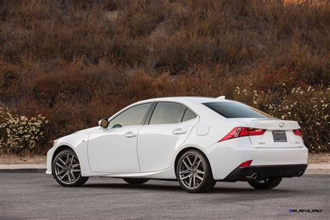 2016 Lexus Is 350 Awd Sedan by 2016 Lexus Is200t And Is300 Awd Join Refreshed Range With